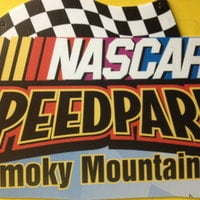 nascar speed park work and travel